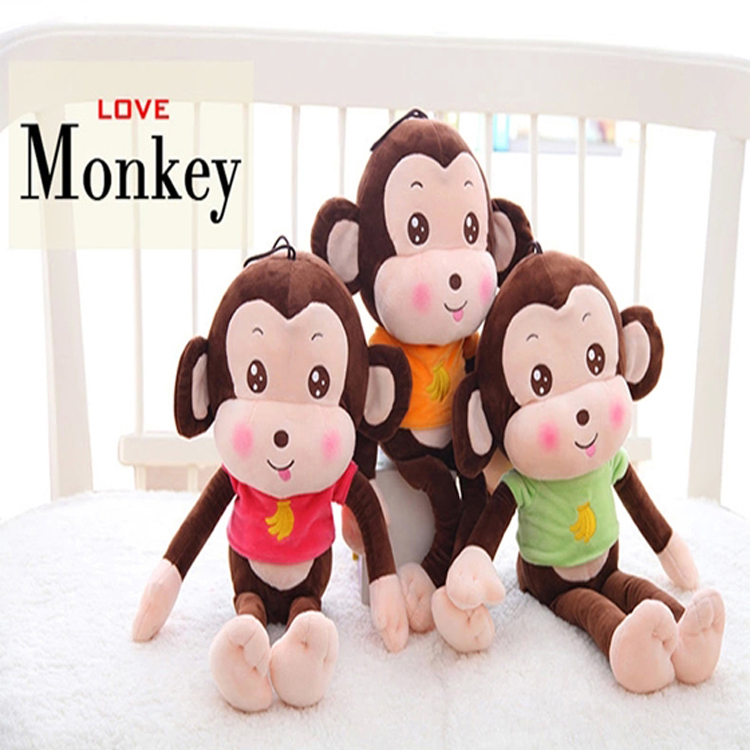 Music monkey toy