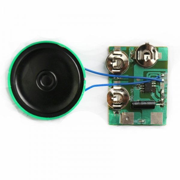 High end vibration sound module for toy